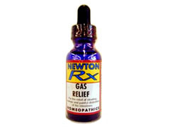 Gas Relief #20 - Homeopathic Formula